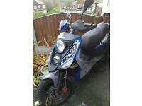 Sym crox scooter 125