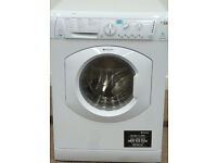 HOTPOINT AQUARIUS WASHER / DRYER - 7KG - 1400 SPIN - WITH GUARANTEE - WILL DELIVER