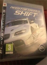 PS3 Game need for speed