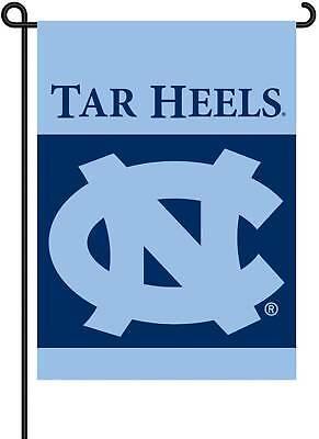 North Carolina Tar Heels13x18 Garden Window Banner Flag