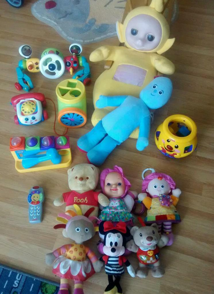 Baby Toy bundle like new condition