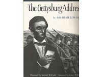 THE GETTYSBURG ADDRESS A.LINCOLN
