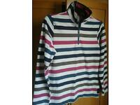 Joules ladies sweatshirt. Size 10