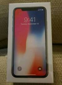 Apple iPhone X 256GB Space Grey Brand New Sealed (Vodafone)