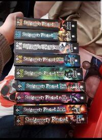 Skullduggery pleasant set of books 1-9