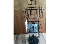 Two revolving card stands NEW
