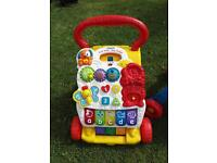 Baby toy - walker