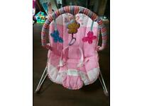Babys bouncer chair