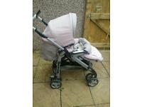SILVER CROSS VENTURA BUGGY