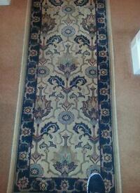 Carpet hall runner decorative mirror