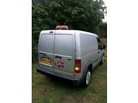 Ford Transit Connect 2005 , 1.8 diesel , New M.o.T