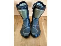 Men's PSX1 Pro Sports Racing motorcycle boots size 7.