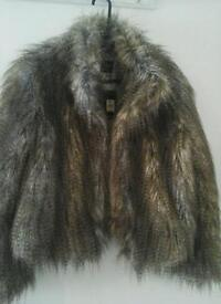 Oasis fur coat