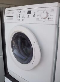 Bosch 6kg load 1400 spin washing machine A+ energy rated