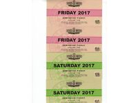 X 2 Friday X2 Saturday Good wood Revival adult tickets