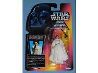 Kenner 'Masculine Princess Leia' Figure (new)
