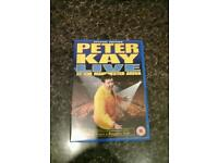 Peter kay live and back on nights