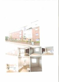 flat to let at 620 Cumbernauld Rd. Glasgow