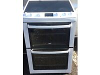 Zanussi siramic top double oven 3 months old
