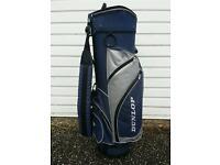 Dunlop MXll golf trolley bag