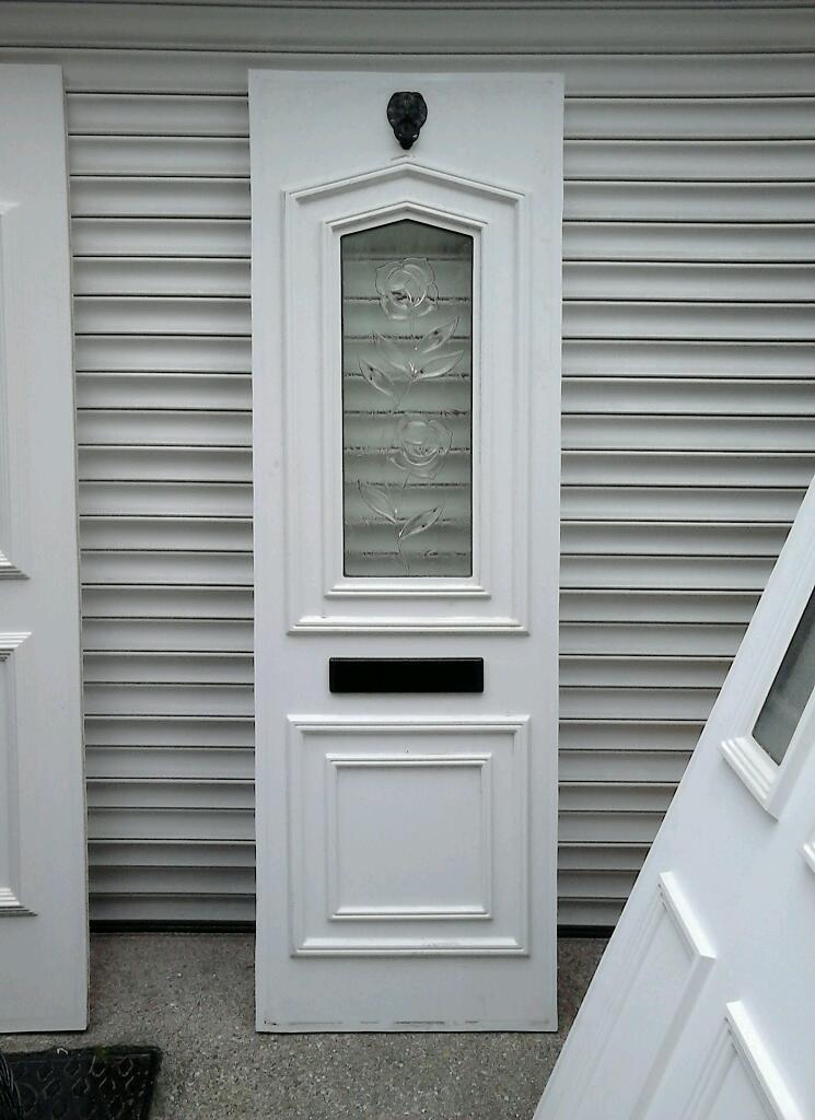 Upvc door panel in south shields tyne and wear gumtree for Reclaimed upvc doors