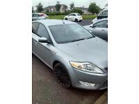 new shape mondeo titanium x 220bhp on lpg