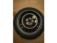 Spare Continental Tyre and Wheel For Sale