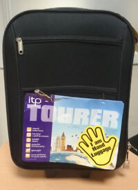 ITP TOURER TRAVEL SUITCASE LUGGAGE CABIN LAPTOP BAG