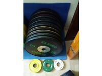 Eleiko WL Olympic Training Plates 151 kg