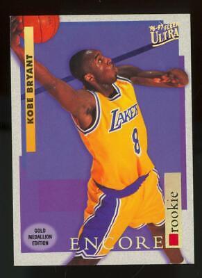 1997 Fleer Ultra Gold Medallion Edition Rookie Encore #G266 Kobe Bryant RC