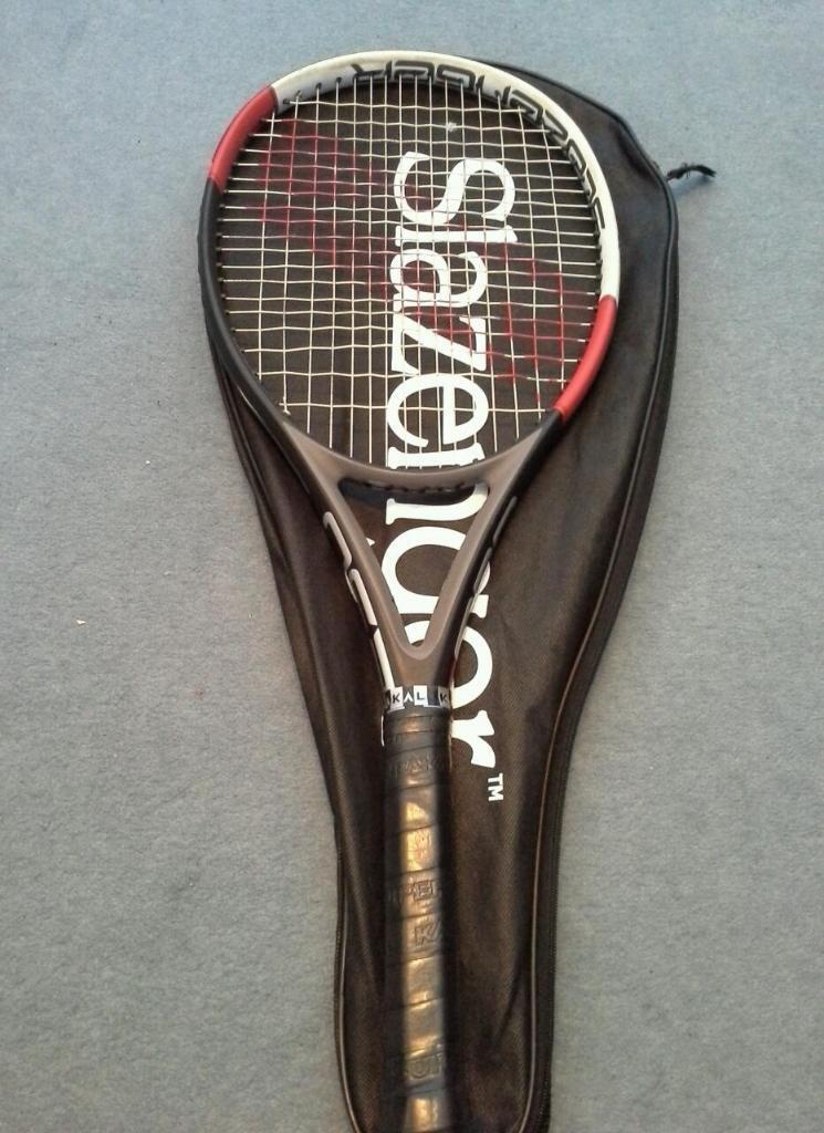 Slazenger Tennis Grips Slazenger Tennis Racket