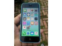 IPhone 5C 32GB Unlocked Blue - Fully Working CHEAP