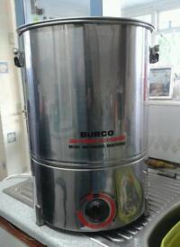 BURCO POWER ACTION MINI WASHING MACHINE / BOILER