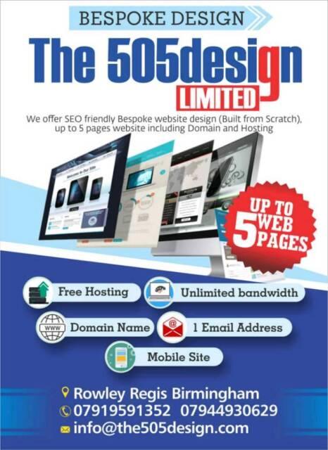 Website design from £100 Web Design Birmingham | Web Design Agency