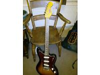 Stage guitar, £50