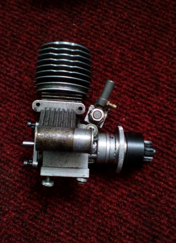Nitro rc engine