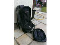 Berghaus Jalan 70+15 travel backpack