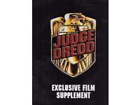 JUDGE DREDD URGENT SALE! - COLLECTION (OVER 1200 ISSUES) – PLUS FLEETWAY AND MARVEL COMICS