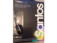 Brand new/still boxed: Breo 'Santos' headphones - black