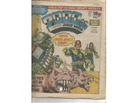 2000AD featuring Judge Dredd Comic Collection £2.75 each