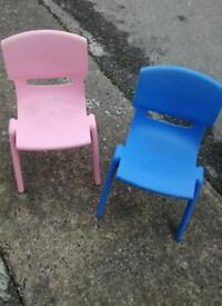 Toddlers chairs