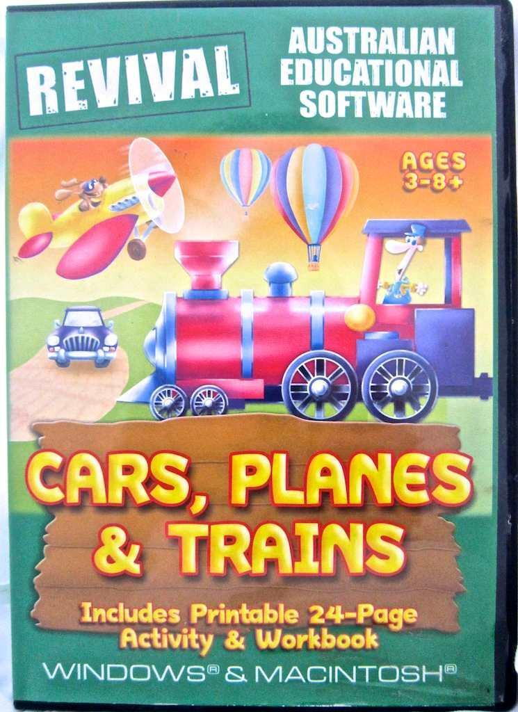 match 3 computer games - Cars Planes Trains Age 3-8 Windows 7 Computer Game Word Find Reading Logic Match