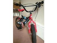 Girly bike excellent condition size 20