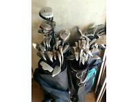 Golf joblot