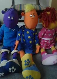 Soft toy / tweenies / cudle toys