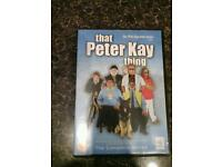 That Peter kay thing dvd