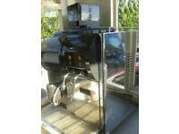 BRASILIA SECS FULLY AUTOMATIC COFFEE MACHINE TOP OF THE RANGE COST £9200