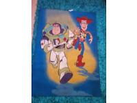 Toy story rug