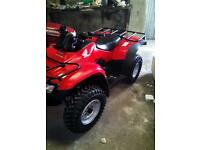 Honda Farm quad 2013 ....250cc very clean.