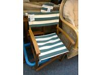 Directors chairs #25127 £5